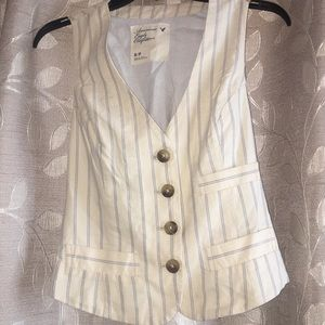 American eagle outfitters vintage vest